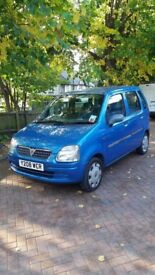 Vauxhall agila 2001 low mileage . 55000. 1.0 engine . Based in Kenley, Surrey