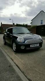 2008 mini one 1.4 petrol