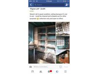 Pigeon loft - need gone asap