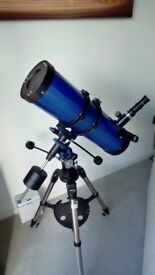 Mead Polaris 130MD Telescope - used once