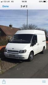 Transit 4 month mot,£850 Sold Sold