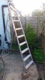 step ladder 7 tread / steps