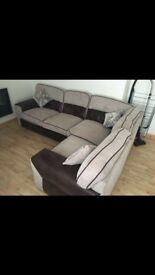 As new sofa, kitchen table and bedroom furniture