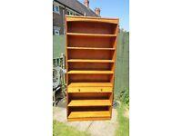 Vintage 1960s Parker Knoll Nathan Teak Bookshelf/Unit