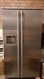 AEG American Fridge Freezer For Sale