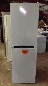 HOTPOINT fridge freezer which may have minor marks or blemishes.
