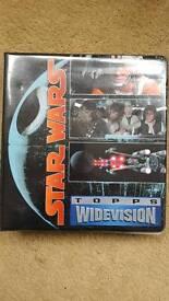 Star Wars - Topps Cards Album