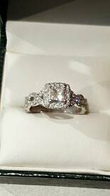 Bridal designer neil lane engagement ring