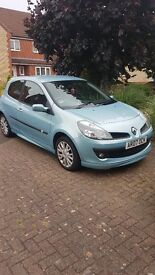 Renault Clio Dynamique SX Turbo. In very good condition. Well looked after. Low mileage.