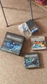 Net Runner Game and Expansion
