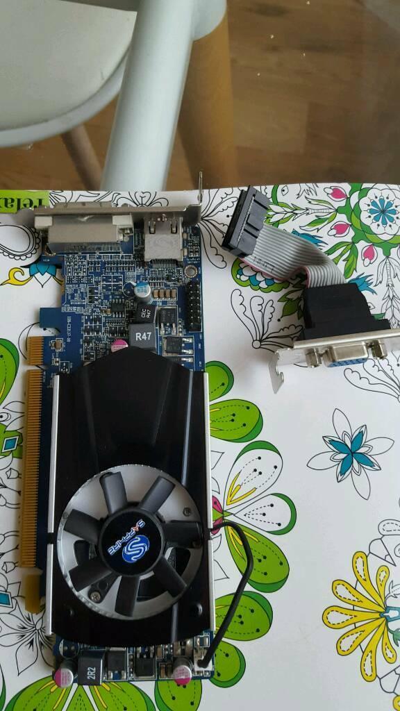 Amd radeon hd 6570 2GB low profile SFF graphics card   in Bromley, London    Gumtree
