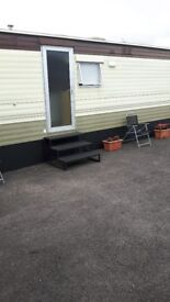 2 Bedroom mobile home to rent on residential site Near Wickford.
