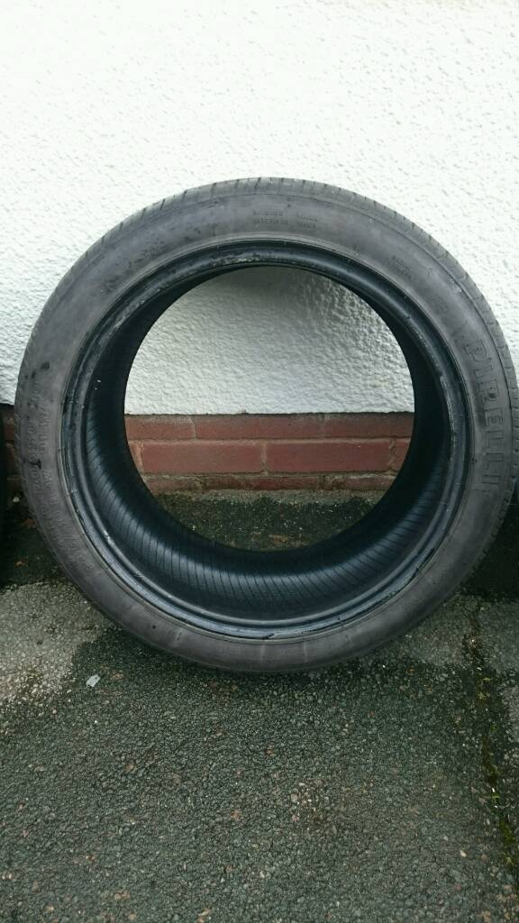 Pirelli p zero 245/40/17