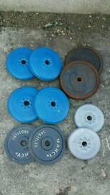 Weight Plates disc
