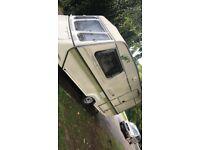 Abbey GT 212 Two berth caravan