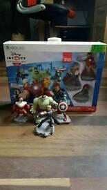 Marvel Disney Infinity 2.0 Starter Set - Xbox 360