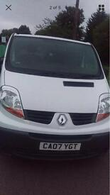 Renault trafic 2.0 115 dci