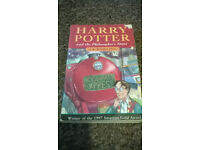 Harry Potter and the Philosopher's Stone Early Edition