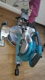 Makita 110v mitre saw