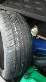 225 40 18 brand new tyres