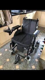 Wheeltech Energi electric wheelchair