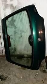 Peugeot 106 boot lid