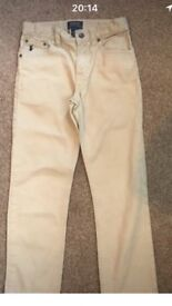 Boys age 6 Ralph Lauren chinos