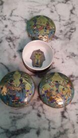 Egyptian trinket boxes
