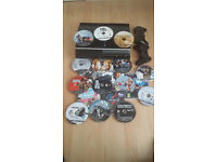 ps3 + tv + games please read for option details