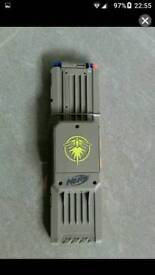 Electronic light up Nerf firefly ammo clip, magazine