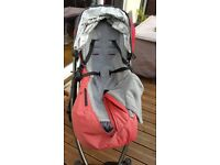UPPAbaby vista with bassinet and toddler seat