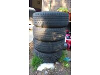 Vauxhall wheels 205/50 R16