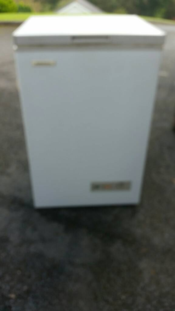 Eurocold chest freezer