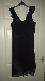 Next black dress size 18