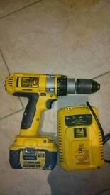 Dewalt dc988 hammer drill