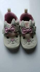 Clark's doodles slippers