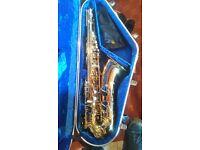 Trevor James Custom Signiture Pro Tenor Sax ( Gold Laquer )