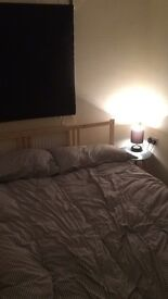 IKEA Bed + Mattress For Sale