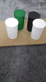 Squeeze top bottles 19drm 13drm