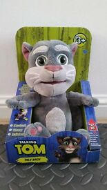Talking Tom Talk Back Cat