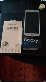 Samsung galaxy S7 titanium