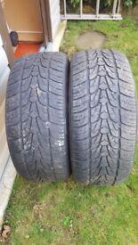 Nexen Roadian HP Tyres 255/50/19 107V