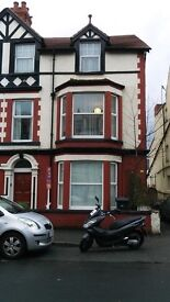 Studio flat for sale in Craig-Y-Don, Llandudno