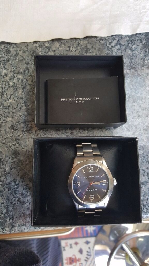 mens french connection watch brand new in gabalfa cardiff gumtree mens french connection watch brand new