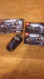 Technic Lego hover craft