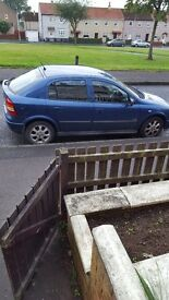Vauxhall astra 2005 1.6 still a good runner