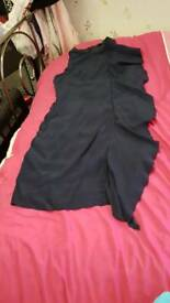 Dress navy blue