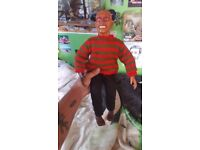 "SPENCER GIFTS A NIGHTMARE ON ELM STREET FREDDY KRUEGER DOLL 18"" LIMITED"