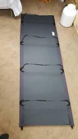 Higear 4 leg camp bed