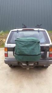 4WD Rubbish Bags Golden Grove Tea Tree Gully Area Preview